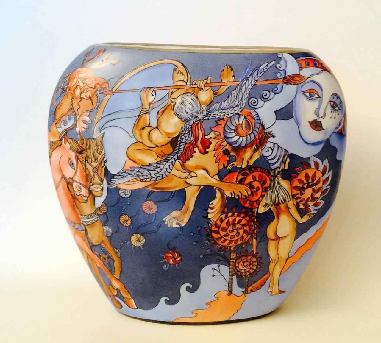 Vase – Hercule