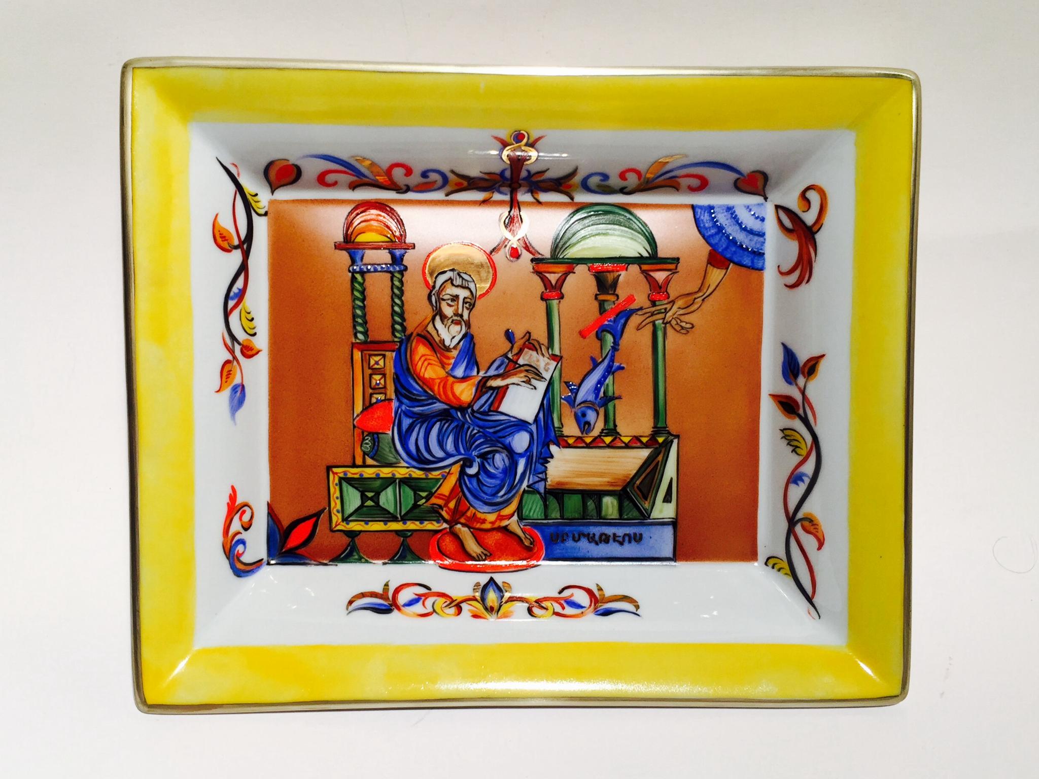 Vide poche «Apôtre» sur présentoir