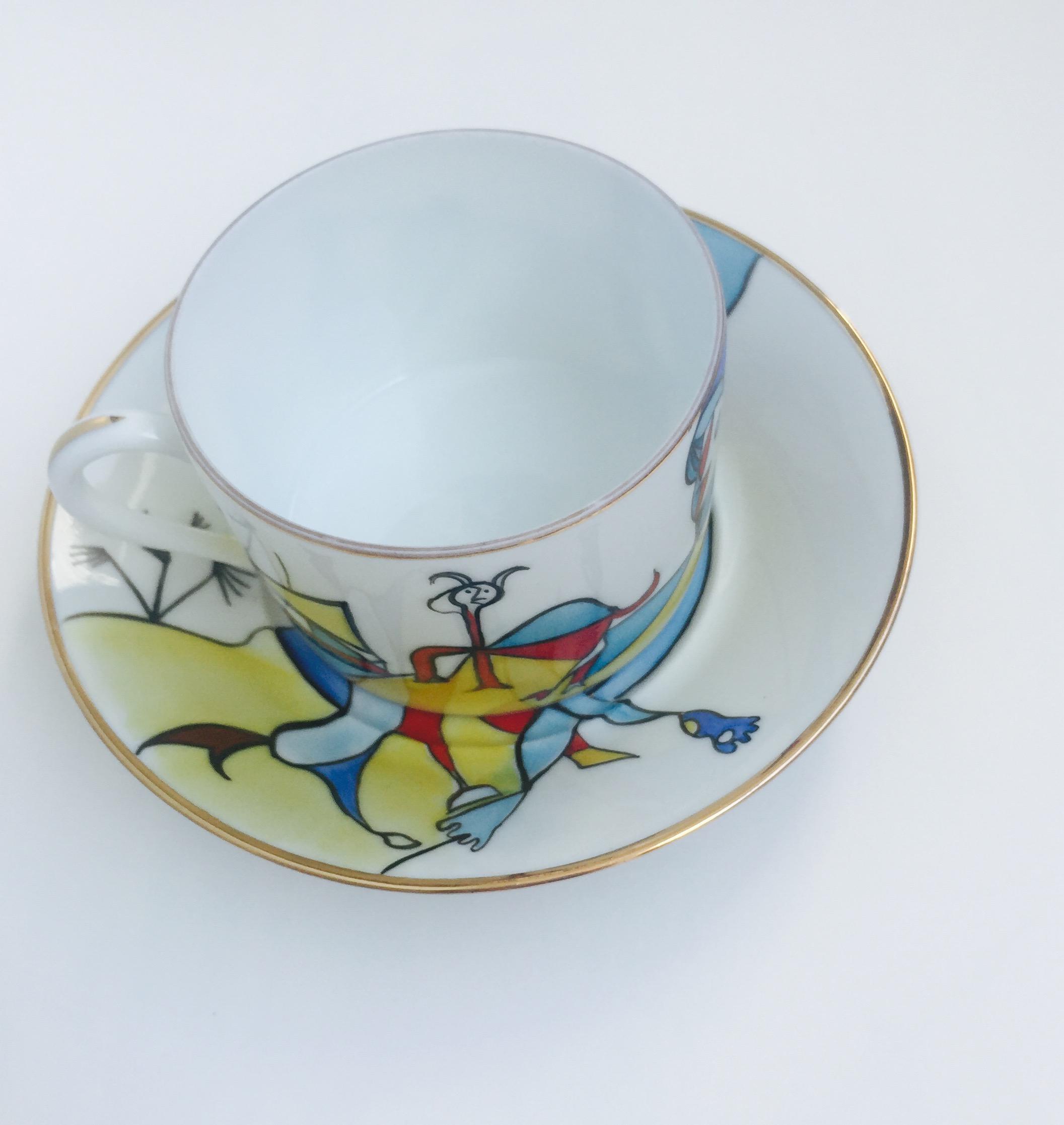 Tasse à thé Picasso