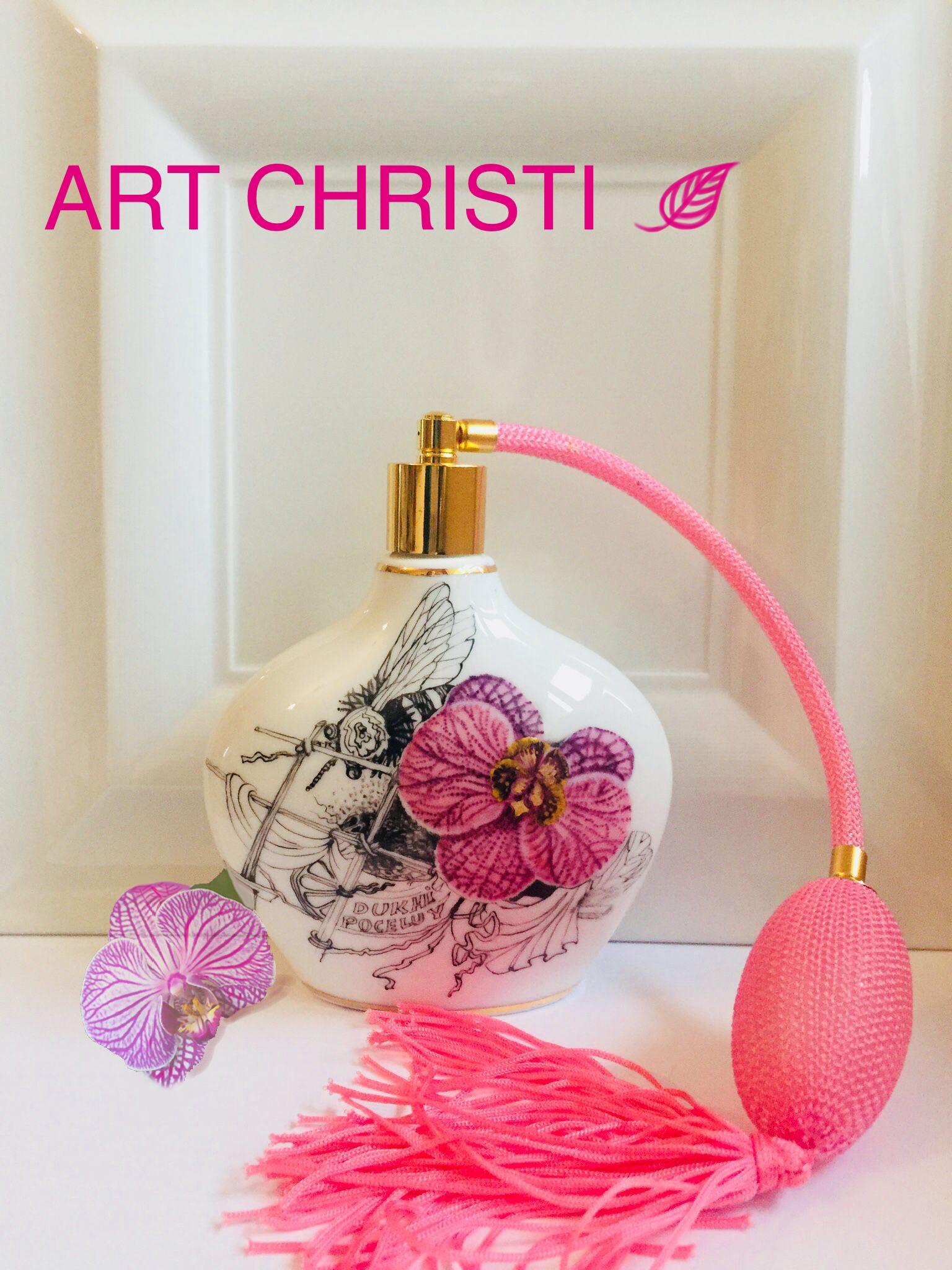 Pōt de parfum