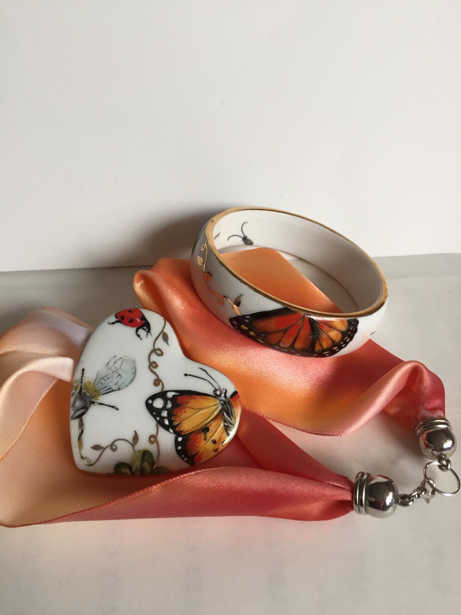 Collier & bracelet